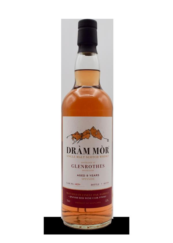 Glenrothes-Spanish-Red-Wine-9yo