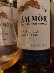 Drám Mór Whisky update No.8